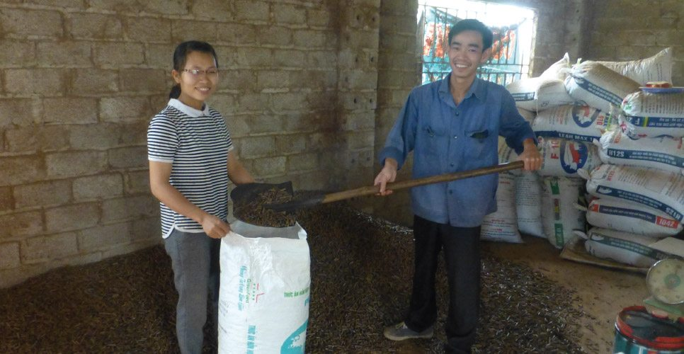 Phuong microcredit client
