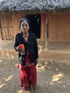 woman business microcredit in nepal